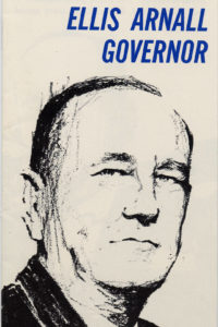 Ellis Arnall Campaign Booklet from 1966