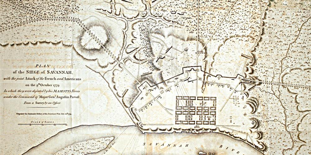 Set 03: Georgia in the American Revolutionary Era