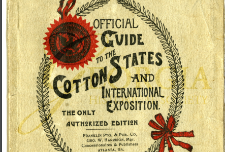 Excerpts from the Official guide to the Cotton States and International Exposition : held at Atlanta, Ga. 1895
