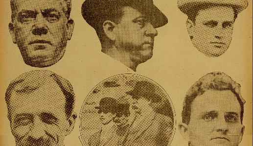 A collection of newspapers articles on the Leo Frank Case from the Georgia Historical Society.
